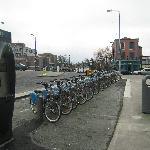 Bike hire nearby