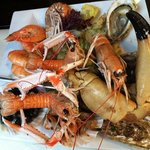 assiette fruits de mer 29 euros