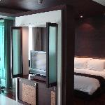 Our mini Suite Room.