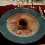 Meeresfrüchte Lasagne