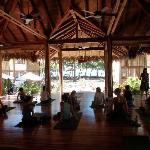 Yoga at Pranamar Hotel