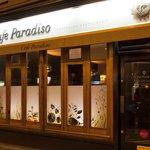 Billede af Cafe Paradiso