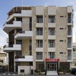 Armon Hayarkon Hotel Front
