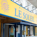 Le Soleil Restaurant, Grand Case, St. Martin