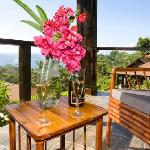 Villa Balcony - TikiVillas