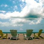 Beach at Cay Pointe