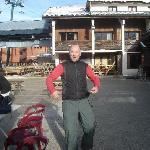 Richard, owner, Joke teller and team leader