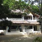 Exterior of Main Building
