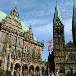 Rathaus und Dom