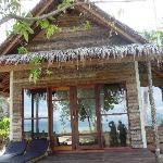 sea front cottage