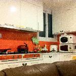 Common area: Kitchen