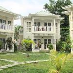 Bord mer villa exterior