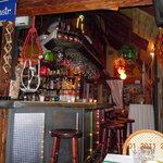 Fiestastrasse, die Bar
