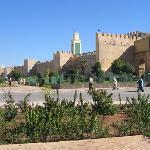 Stadtmauer Meknes
