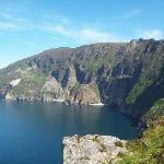Slieve League with its highest Sea-cliffs in Europe