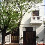 Baucis Front Door