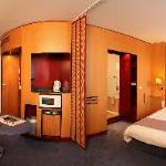 Φωτογραφία: Novotel Suites Hannover City