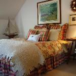 The Derwen Del Guest Room - The Welsh Hills Inn - Granville Ohio Bed & Breakfast