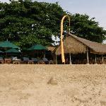Playa Hotel y su cafeteria Coco Beach
