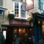 great British pub with great home cooked food