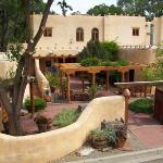 La Posada de Taos is a Historic Adobe Bed & Breakfast