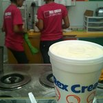 OMG! Maiz (Corn) Milkshake.