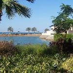 Veduta spiaggia Ras Al Khaiman
