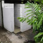 leaking shower under pool