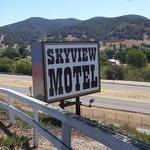 Skyview Motel Los Alamos, Ca
