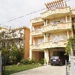 Die 2 Häuser der Villa Primafila
