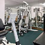 Fitness Center (Open 24 Hrs)