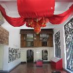 The Great Room -- Showcasing Chinese Influence