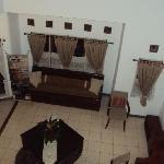Rumah Asri Lobby area