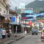 Main street Lamai