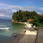 View of Laguna Beach from the LBC - just a short walk round the corner from Sabang, great for si