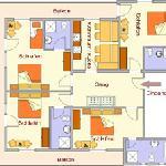 Appartement 8-10 Personen