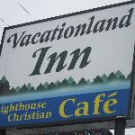 Look for the sign - it's a great overnight experience.
