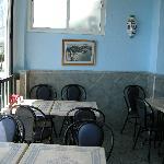 cafe balcony