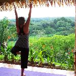 Yoga in Yoga Pavilion