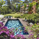 Outdoor Pool at Barradas Parque Hotel in Punta del Este
