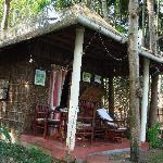 Bamboo room in alleppey malayalam