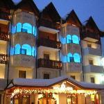 Hotel in notturna