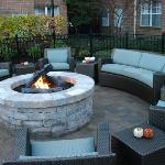 Outdoor Experience with Fire Pit for guests to enjoy