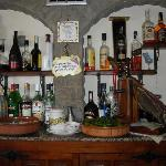 A view from the bar