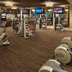 Spa Atlantis Fitness Center