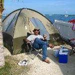 Tent Campsit #26