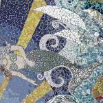 Mosaic up close