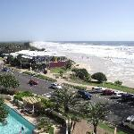 Coolum Beach - Unit View - North