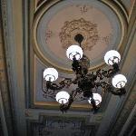 Mansion ceiling
