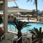 Piscina del Hotel Isrotel Lagoona